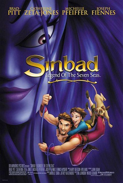 Sinbad - la légende des sept mers : Affiche