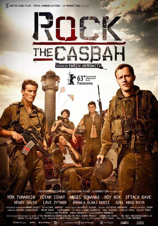 Rock the Casbah : Affiche