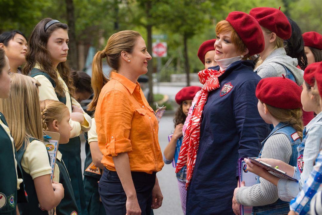 The Boss : Photo Annie Mumolo, Melissa McCarthy