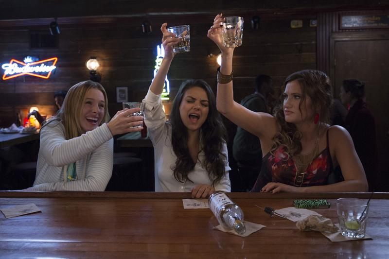 Bad Moms : Photo Kathryn Hahn, Kristen Bell, Mila Kunis