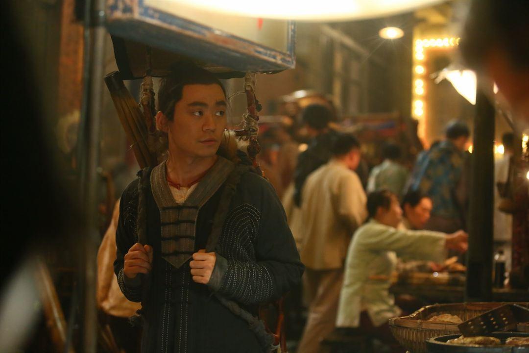 The Master of kung-fu : Photo Wang Baoqiang
