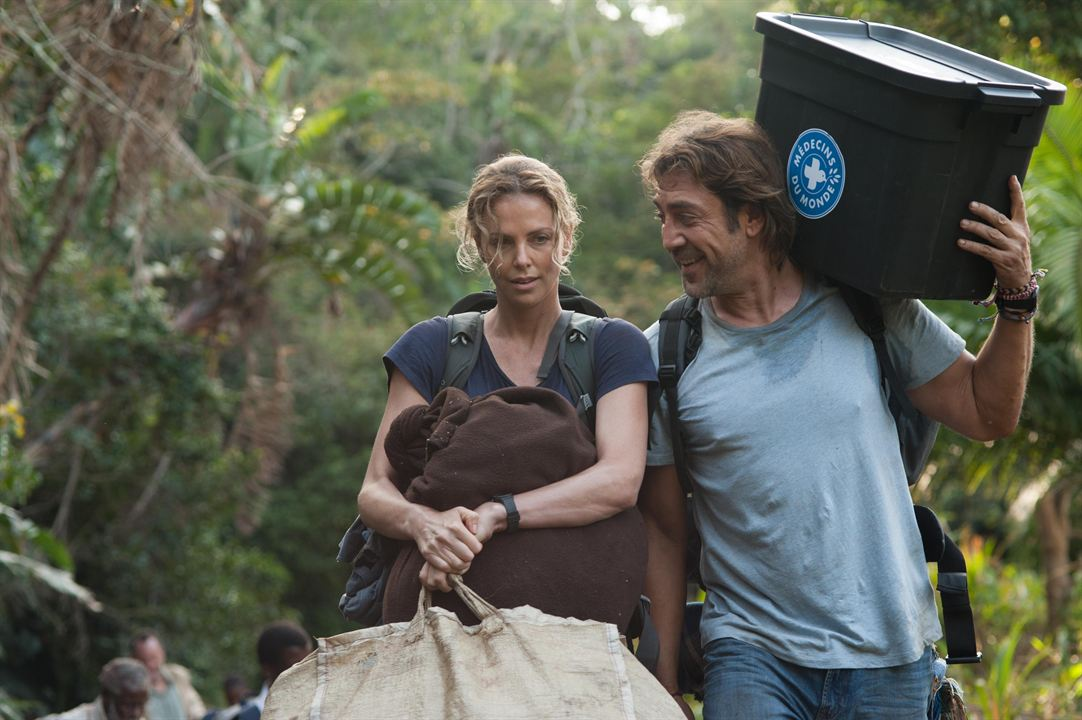 The Last Face : Photo Charlize Theron, Javier Bardem