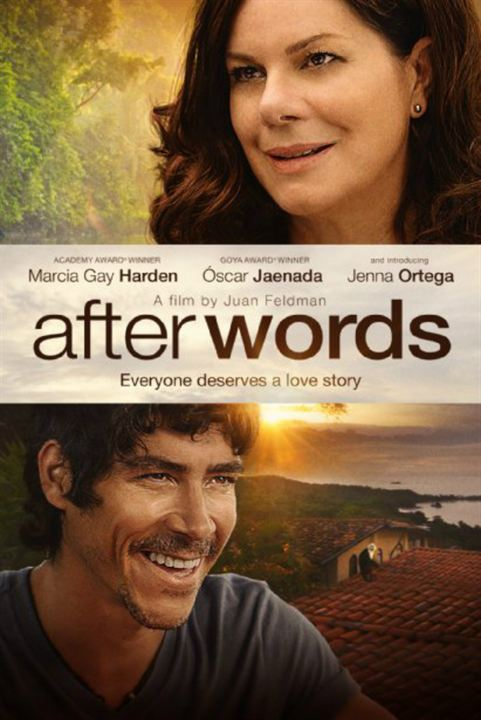 After Words : Affiche