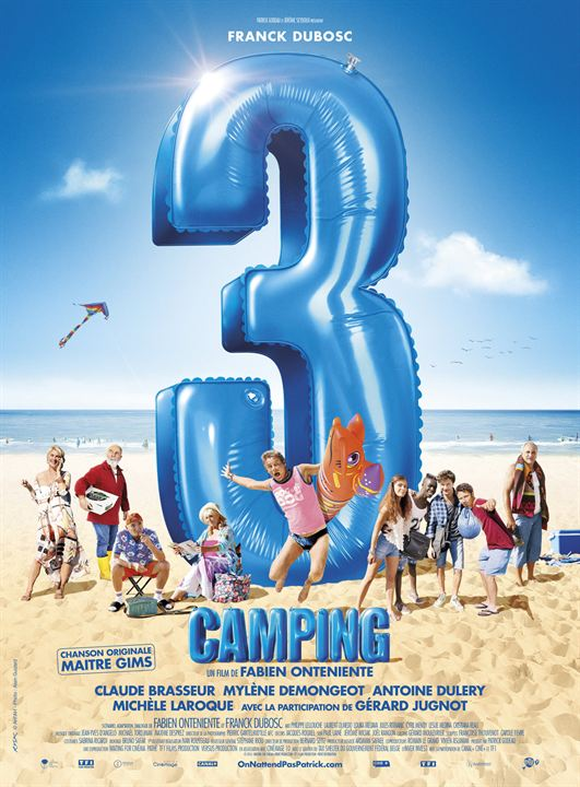 Camping 3 : Affiche