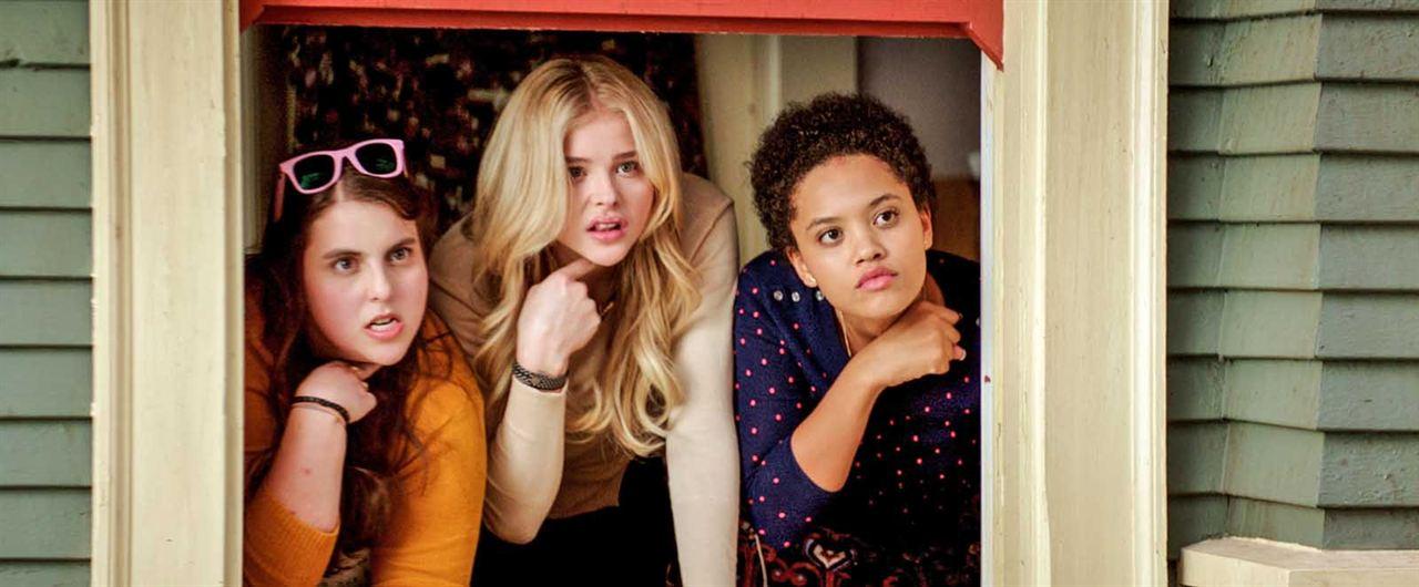 Nos pires voisins 2 : Photo Beanie Feldstein, Chloë Grace Moretz, Kiersey Clemons