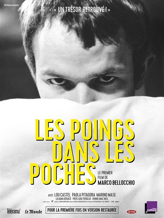 Les Poings dans les poches : Affiche