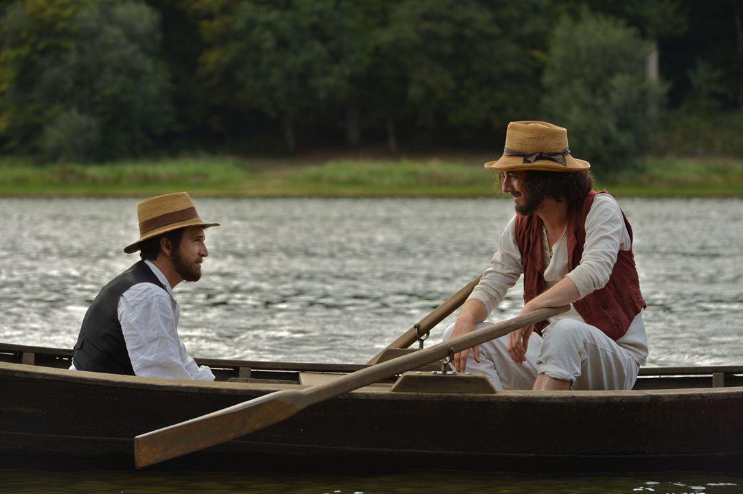 Cézanne et moi : Photo Guillaume Canet, Guillaume Gallienne