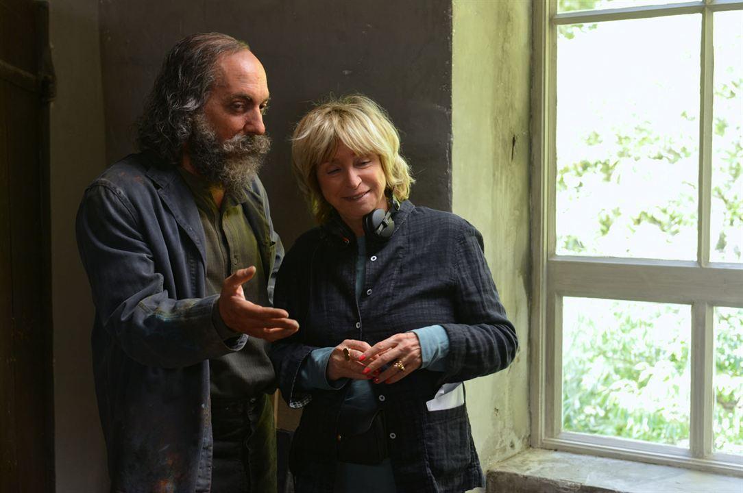 Cézanne et moi : Photo Danièle Thompson, Guillaume Gallienne