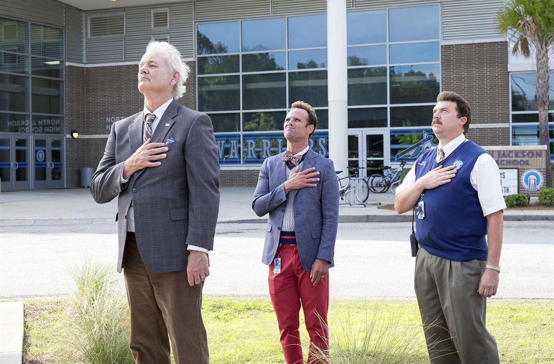 Photo Bill Murray, Danny McBride, Walton Goggins