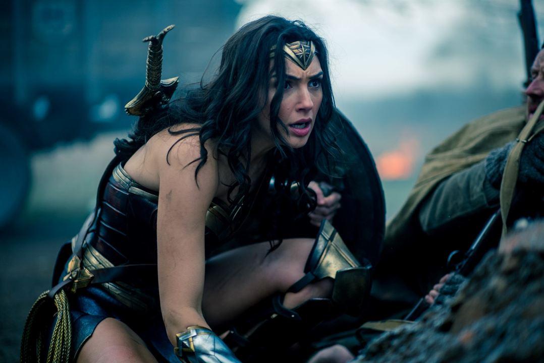 Wonder Woman : Photo Gal Gadot