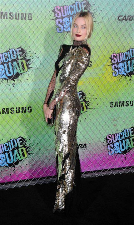 Suicide Squad : Photo promotionnelle Margot Robbie