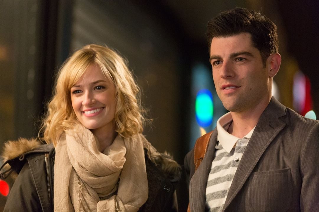 Hello, My Name Is Doris : Photo Max Greenfield, Wendi McLendon-Covey