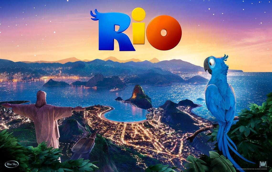 Photo promotionnelle du film Rio - Photo 1 sur 1