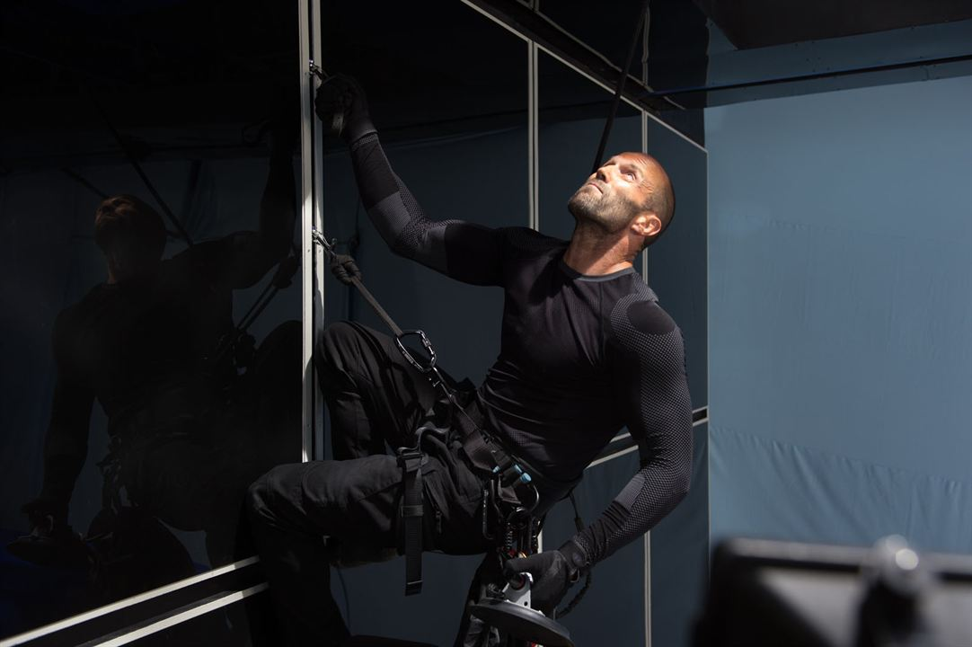 Mechanic Résurrection : Photo Jason Statham