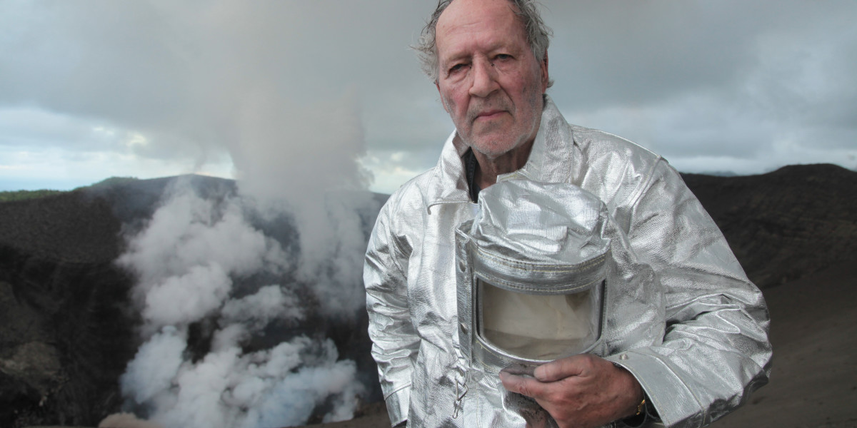 Into The Inferno : Photo Werner Herzog