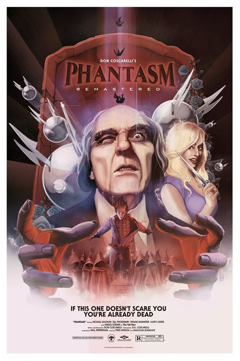 Phantasm: Remastered : Affiche