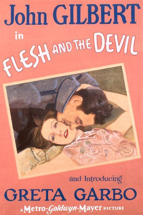 La Chair et le Diable : Affiche