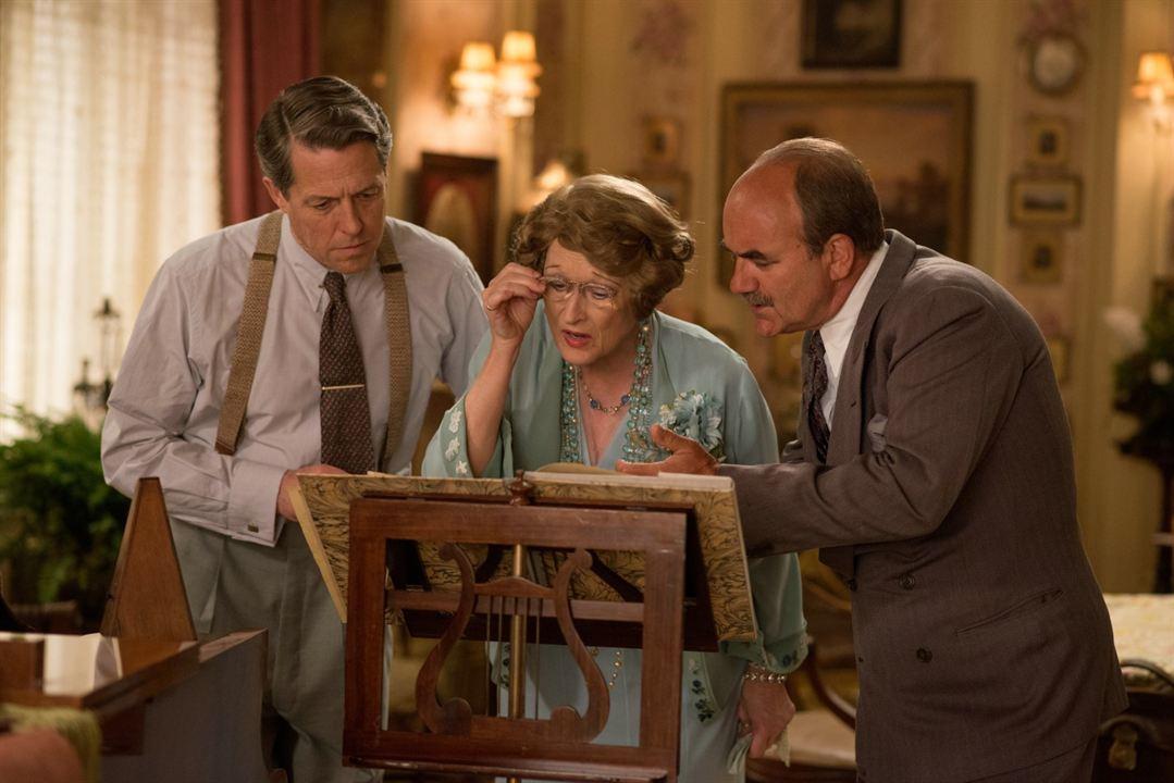 Florence Foster Jenkins : Photo Hugh Grant, Meryl Streep
