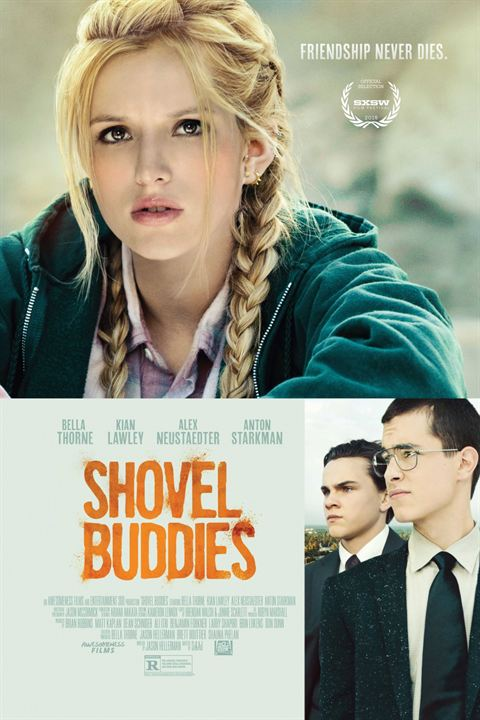 Shovel Buddies : Affiche