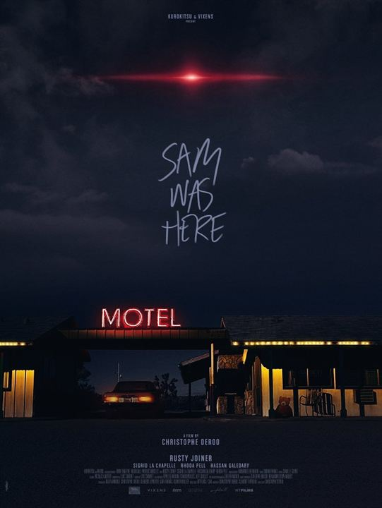 Sam Was Here : Affiche