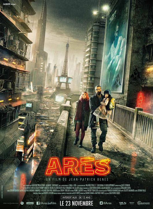 Arès : Affiche