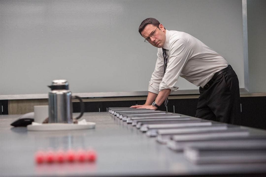 Mr Wolff : Photo Ben Affleck