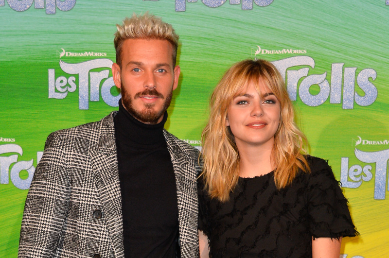 Les Trolls : Photo promotionnelle Louane Emera, M. Pokora