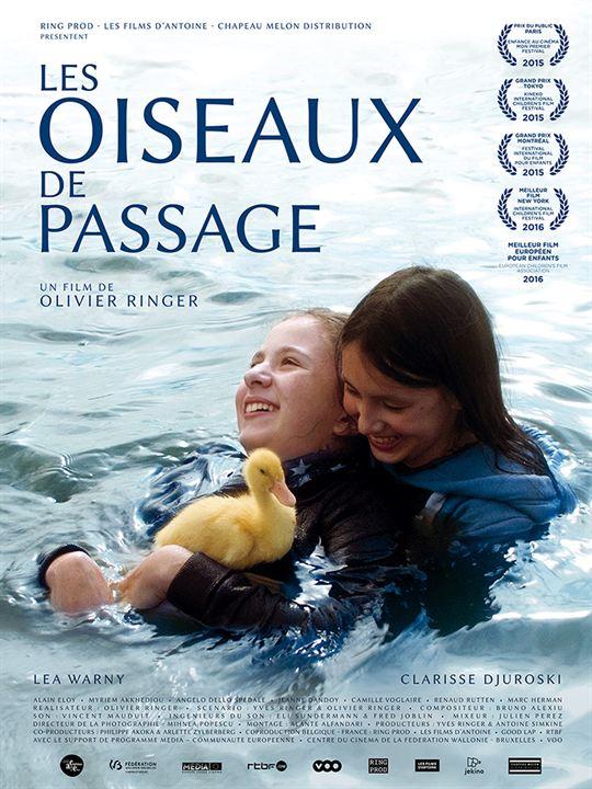 Les Oiseaux De Passage : Affiche