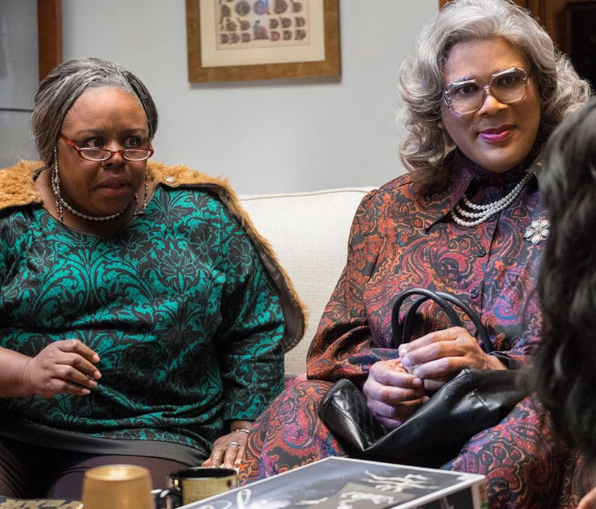 Boo! A Madea Halloween : Photo Tyler Perry