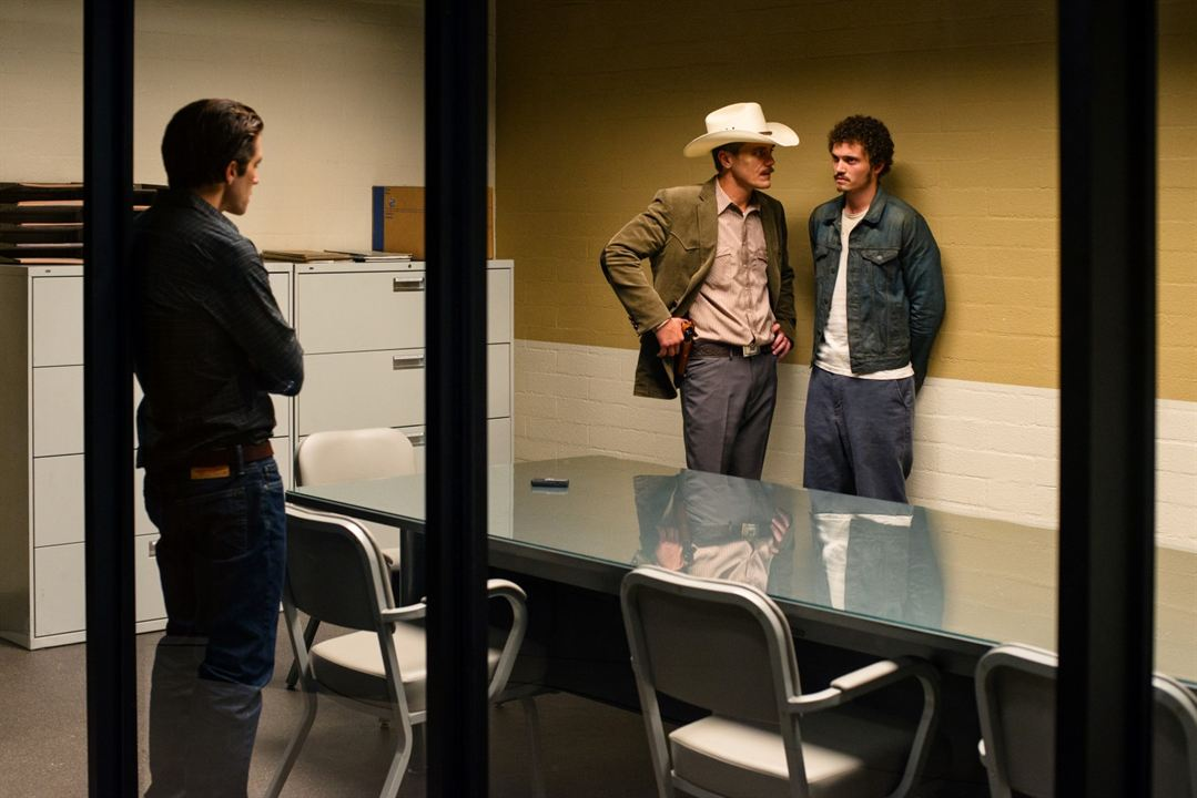 Nocturnal Animals : Photo Jake Gyllenhaal, Karl Glusman, Michael Shannon
