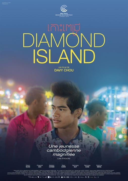 Diamond Island : Affiche