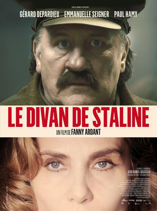Le Divan de Staline : Affiche
