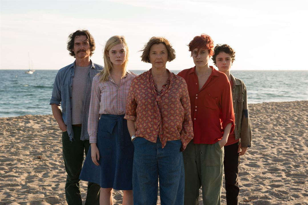 20th Century Women : Photo Annette Bening, Billy Crudup, Elle Fanning, Greta Gerwig, Lucas Jade Zumann