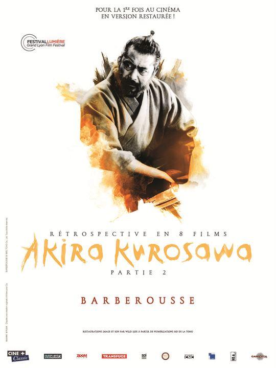 Barberousse : Affiche