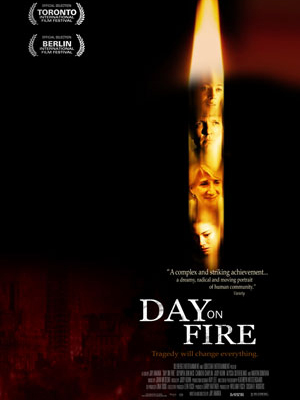 Day on Fire : Affiche