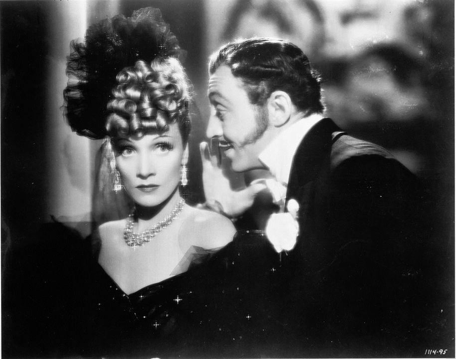 La Belle ensorceleuse : Photo Marlene Dietrich