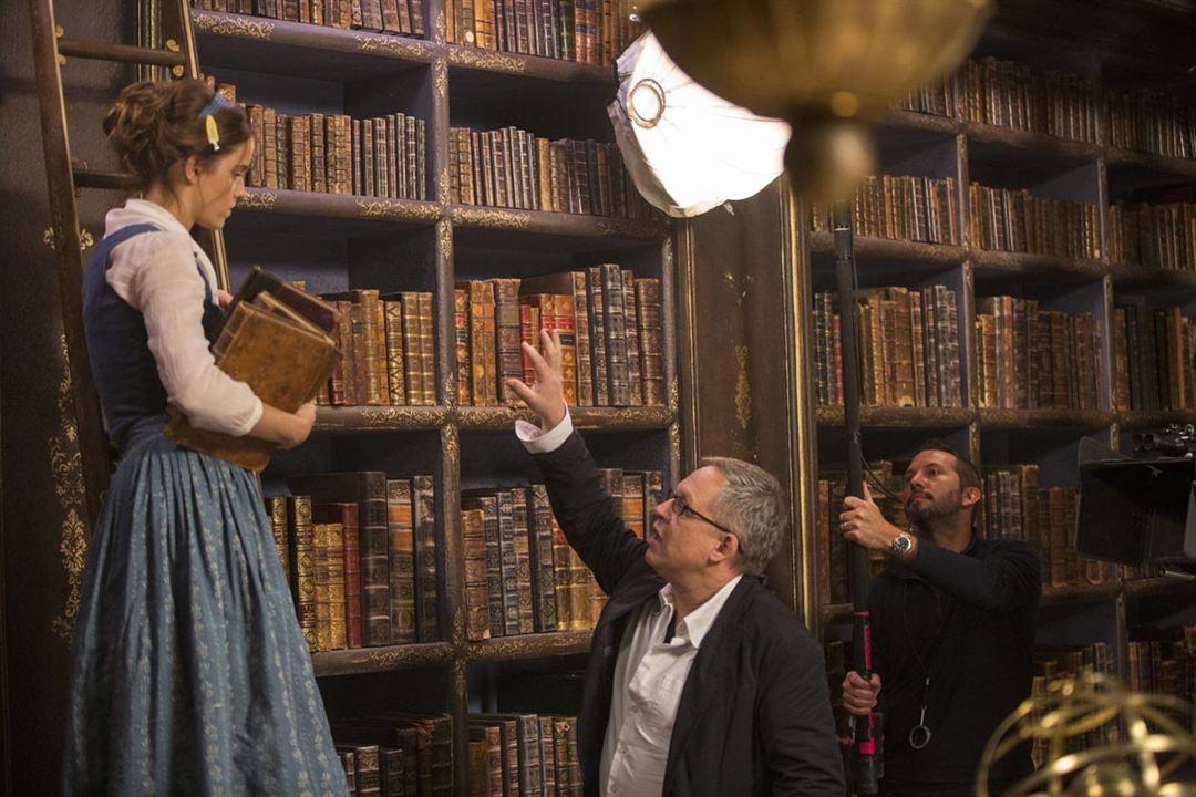 La Belle et la Bête : Photo Bill Condon, Emma Watson