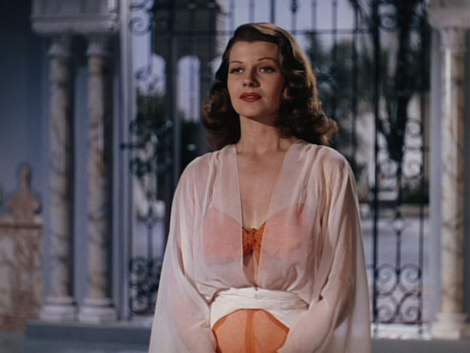 Arènes sanglantes : Photo Rita Hayworth