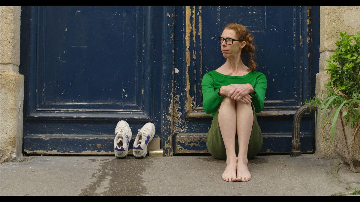 Paris pieds nus : Photo Fiona Gordon
