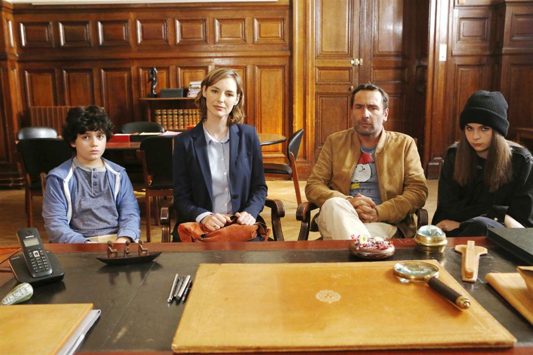 Sous le même toit : Photo Adèle Castillon, Gilles Lellouche, Kolia Abiteboul, Louise Bourgoin