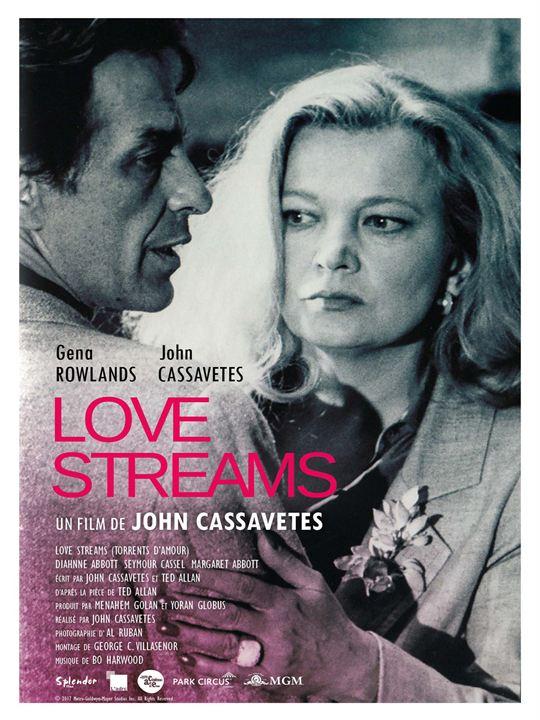Love Streams : Affiche