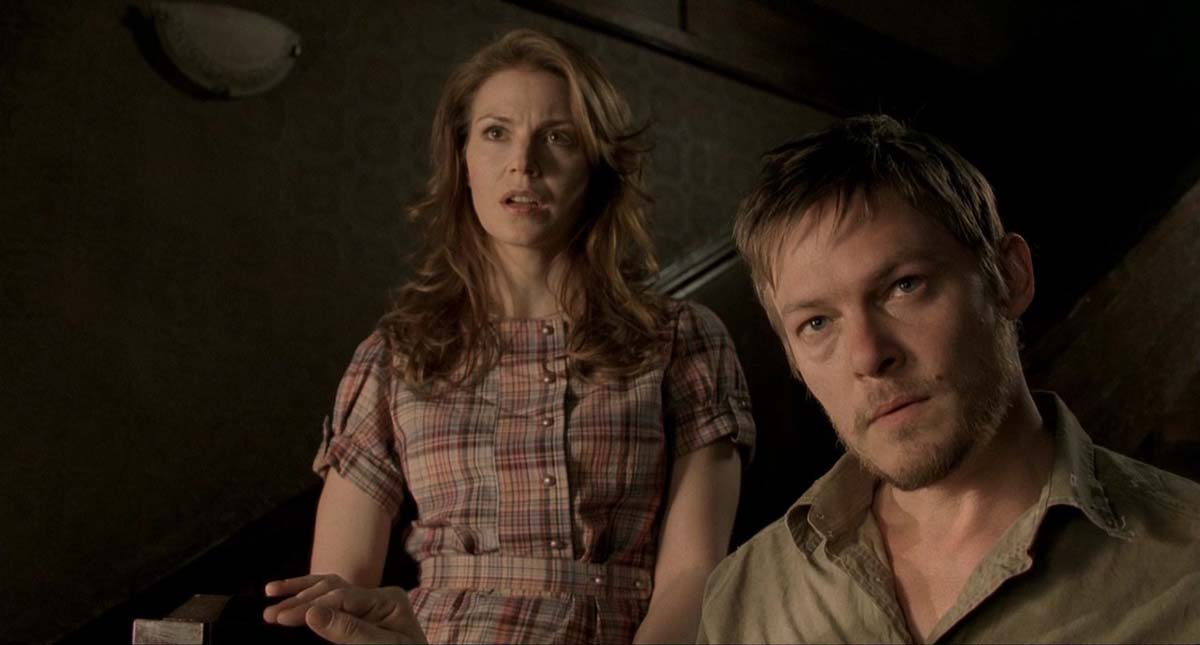 Les Messagers 2 : les origines du mal : Photo Claire Holt, Norman Reedus