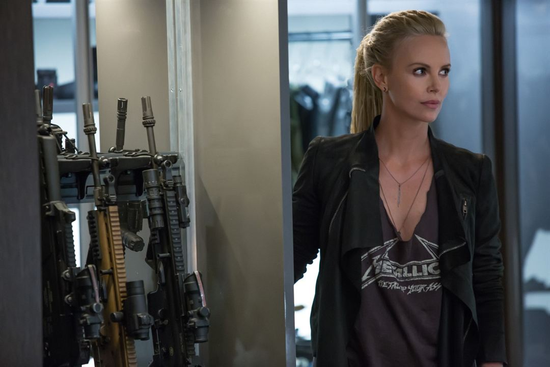Fast & Furious 8 : Photo Charlize Theron
