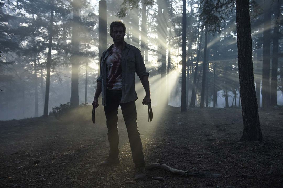 Logan : Photo Hugh Jackman