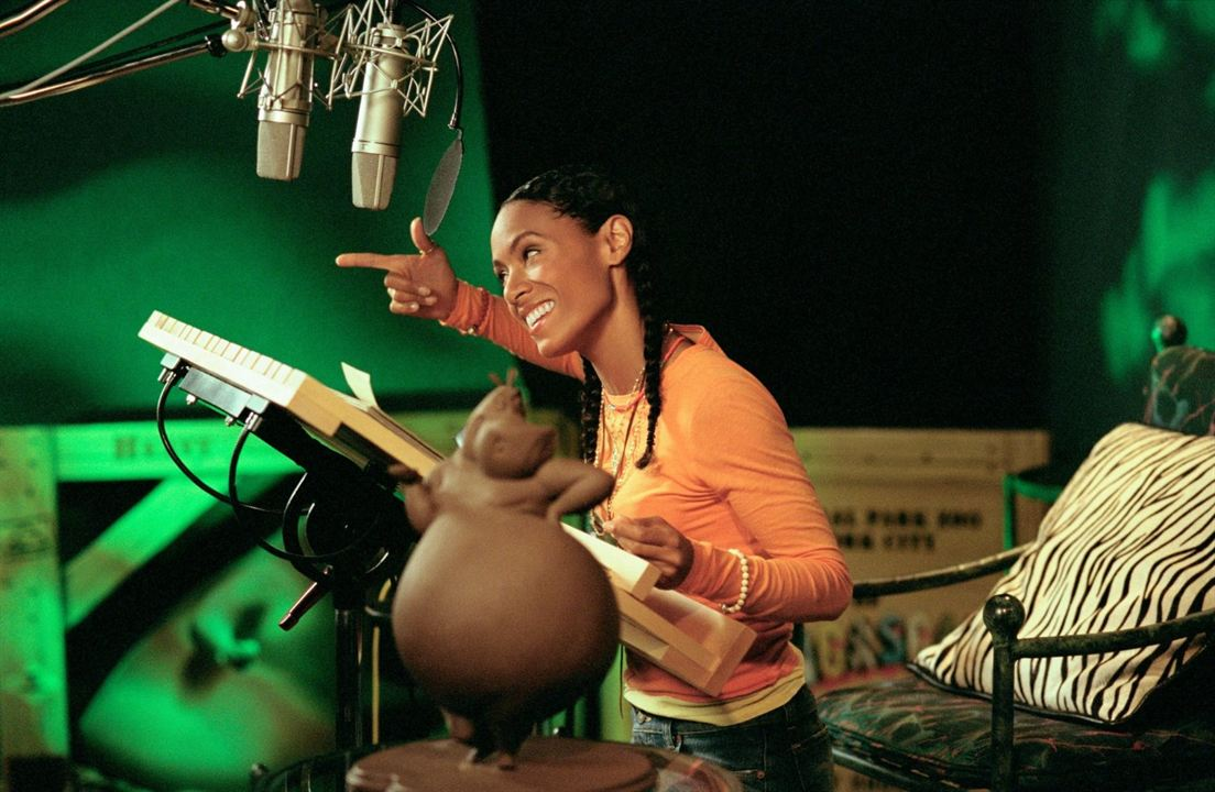 Madagascar : Photo Jada Pinkett Smith