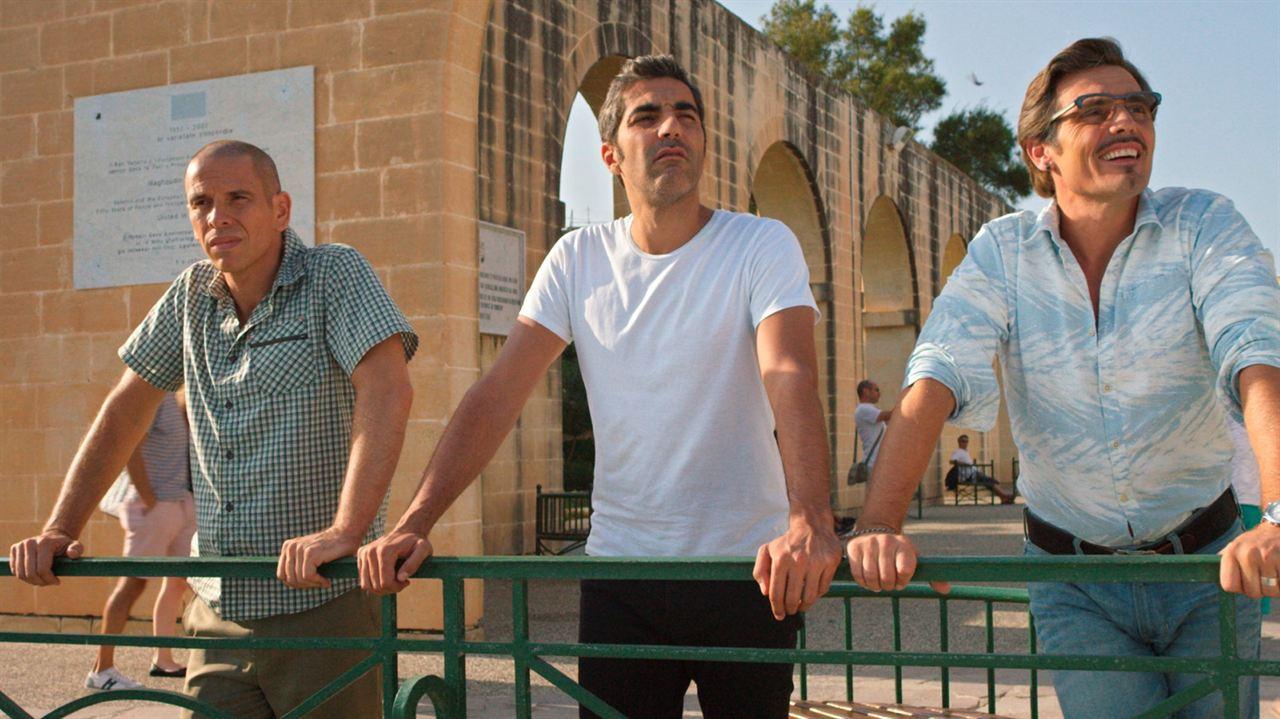 Débarquement immédiat : Photo Ary Abittan, Cyril Lecomte, Medi Sadoun