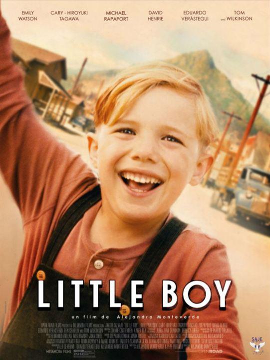 Little Boy : Affiche