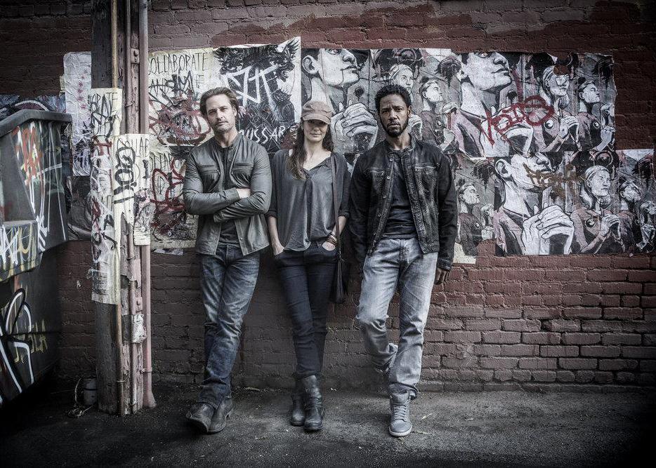 Photo Josh Holloway, Sarah Wayne Callies, Tory Kittles