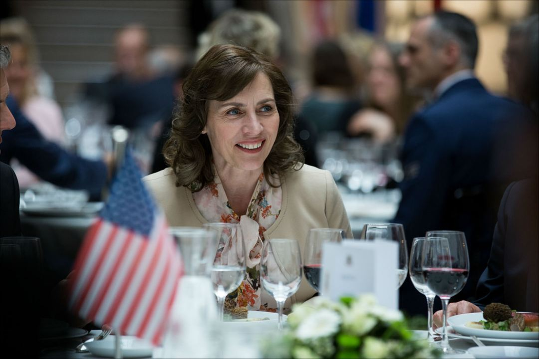 Menace sur la Maison Blanche : Photo Saskia Reeves