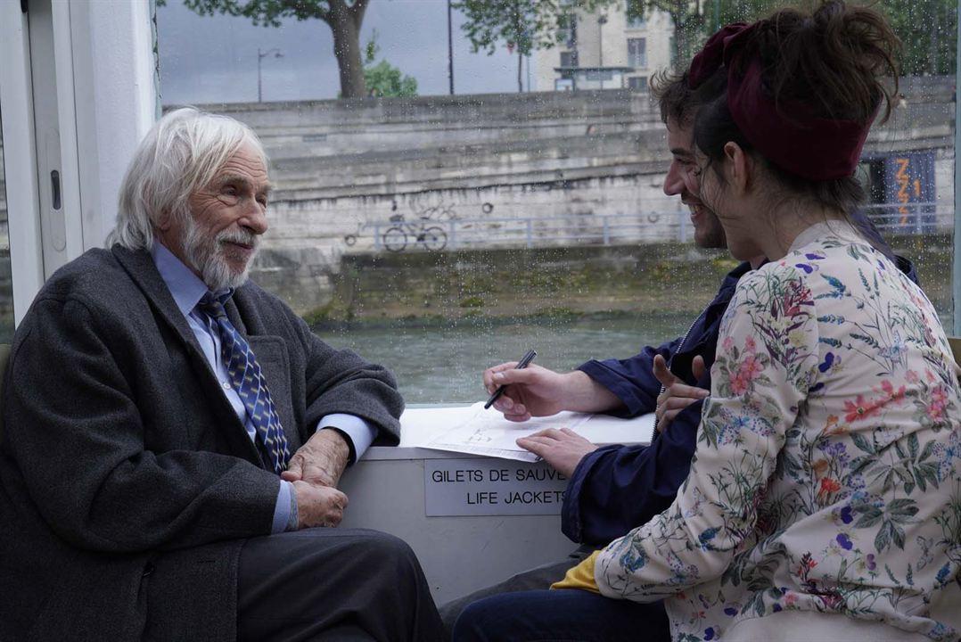 Un Profil Pour Deux : Photo Fanny Valette, Pierre Richard, Yaniss Lespert